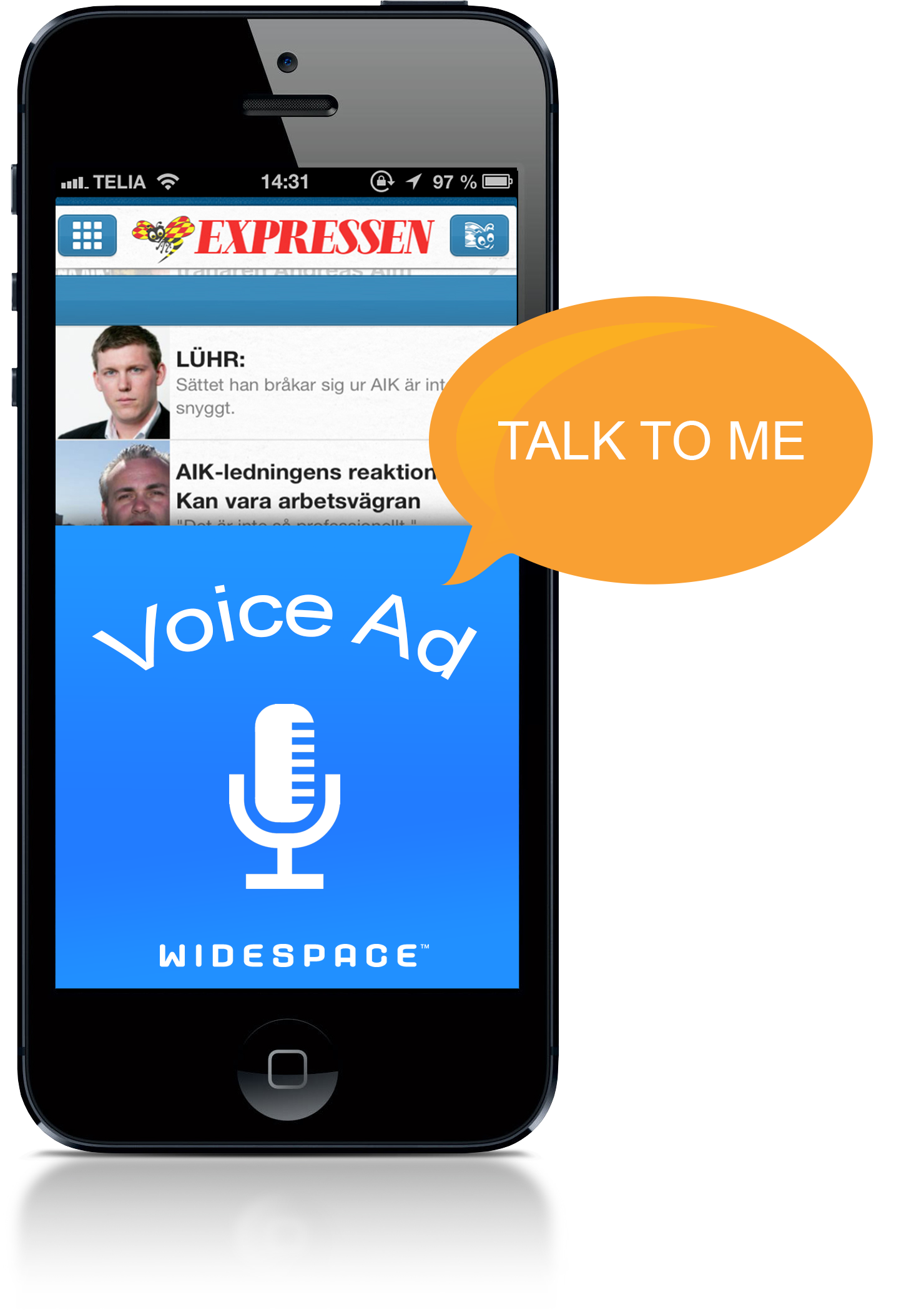 Widespace Voice Ads