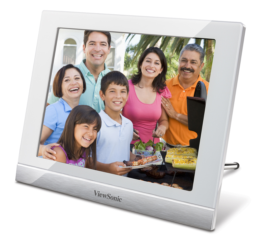 viewsonic vfm840 digital photo frame